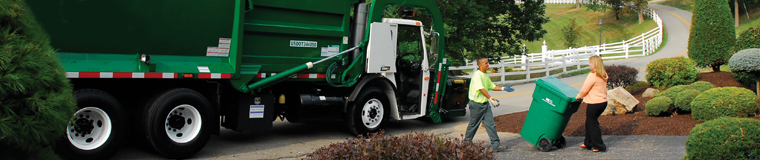 Residential Service Los Angeles County Waste Management