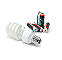 Recycle Lightbulbs and Batteries
